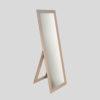 Зеркало напольное в деревянной раме ЗМ-04